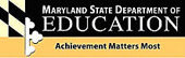 MD State Department of Education